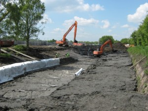 canal case study backfilling